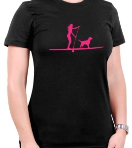 SUP Pup T-Shirt for Women