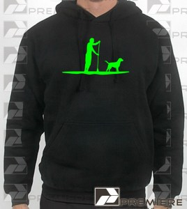 sup-pup-neon-green-men-Black-sup-Hoodie