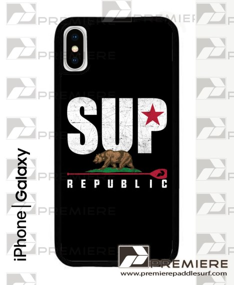 SUP Republic Phone Case