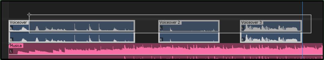 audio essenziale