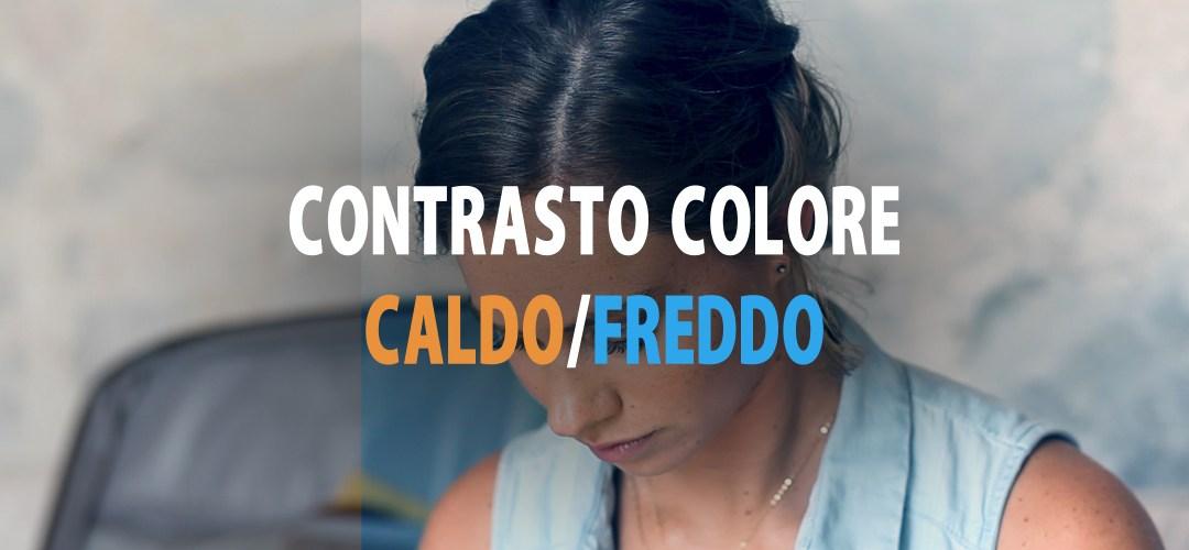 Color Correction su Premiere Pro – Il contrasto colore caldo/freddo – Tutorial #9