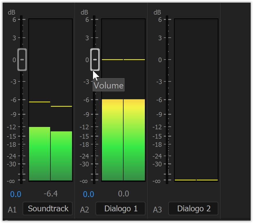 Audio Clip Mixer