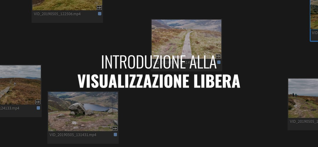 Introduzione alla visualizzazione libera