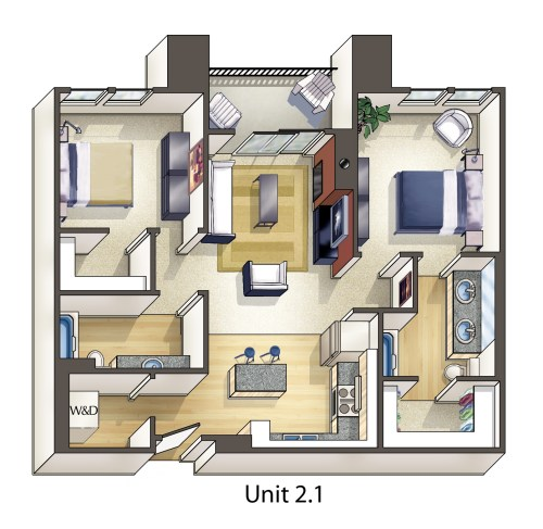 small resolution of apartment layout designs menayu home decorating and furniture ideasad 3d studio apartment floor plansh