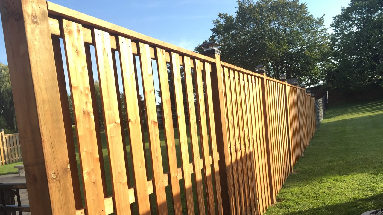 fence company deck builder