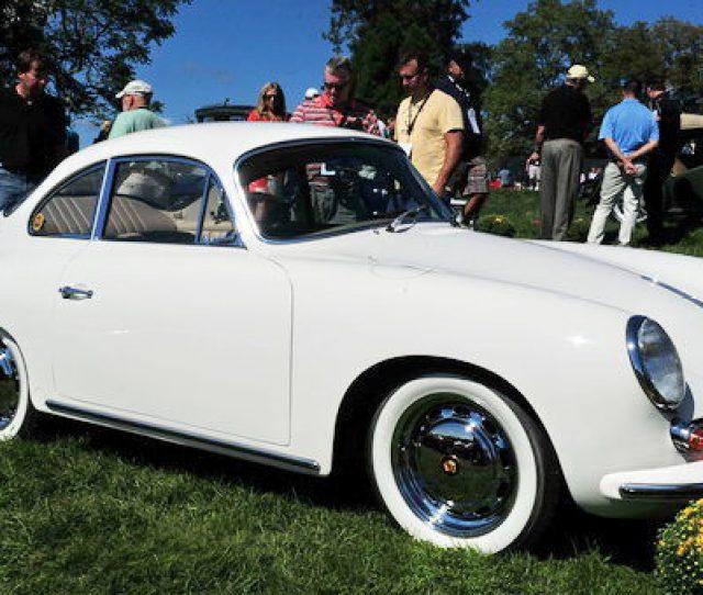Lease A White Porsche 356