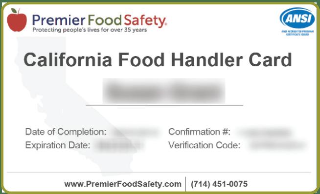 riverside food handlers card study guide howtoviews co rh howtoviews co ServSafe Food Handler Card California california food handler study guide ebook pdf
