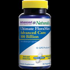 Advanced Naturals Ult FloraMax Adv Care 100 bill 30 vcaps A16937