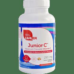 Advanced Nutrition by Zahler Junior C Orange 90 tabs Z81164