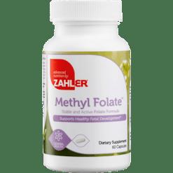 Advanced Nutrition by Zahler Methyl Folate 60 caps Z81928