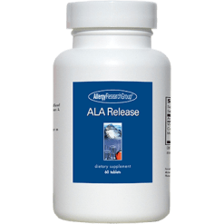 Allergy Research Group ALA Release 60 tabs ALAR60
