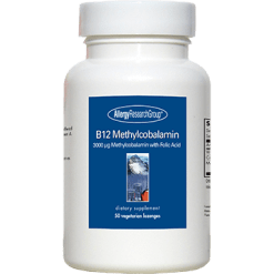 Allergy Research Group B12 Methylcobalamin 50 loz A65603