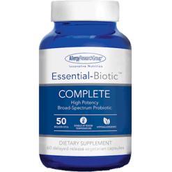 Allergy Research Group Essential Biotic Complete 60 vegcaps A73004