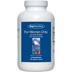 Allergy Research Group For Women Only 180 caps FORWO