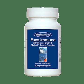 Allergy Research Group Fuco Immune 30 vegcaps A77150