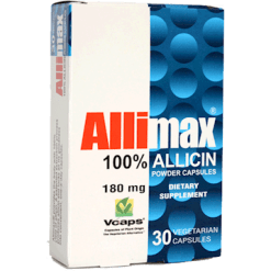 Allimax International Limited Allimax 180 mg 30 vegcaps A00000