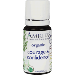 Amrita Aromatherapy Courage and Confidence 10 ml A31008