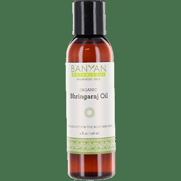 Banyan Botanicals Bhringaraj Oil Organic 4 oz BHRI2