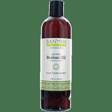 Banyan Botanicals Brahmi Oil Sesame 12 fl oz B34255