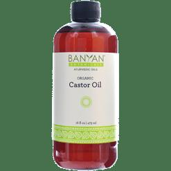 Banyan Botanicals Castor Oil Organic 16 oz BY3016