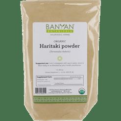 Banyan Botanicals Haritaki Fruit Powder Organic 1 lb HARI2