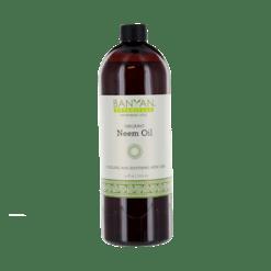 Banyan Botanicals Neem Oil Organic 34 oz NEEMO