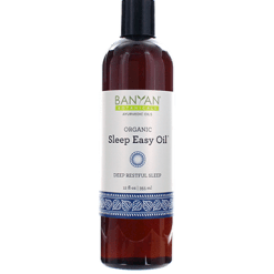 Banyan Botanicals Sleep Easy Oil Organic 12 oz B34859