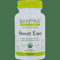 Banyan Botanicals Sweet Ease 500 mg 90 tabs SWEE5