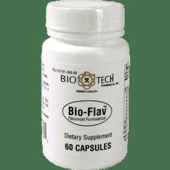 Bio Tech BIO FLAV Flavonoid Formulation 60 caps BIOF1