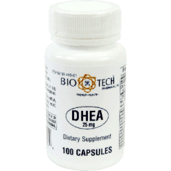 Bio Tech DHEA 25 mg 100 caps DHE39