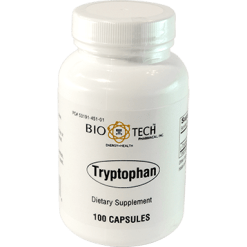 Bio Tech Tryptophan 500 mg 100 caps B10608