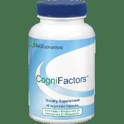 BioGenesis CogniFactors 60 vegcaps COG12