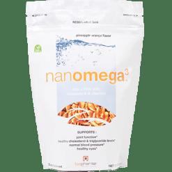 BioPharma Scientific nanomega3™ Pineapple Orange 12.7 oz NANOM