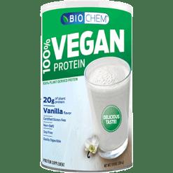Biochem Vegan Protein Vanilla 11.4 oz B17981