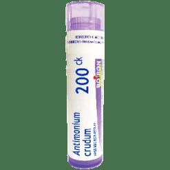 Boiron Antimonium crudum 200CK 80 plts ANT33