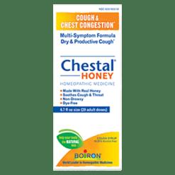 Boiron Chestal Adult Cough Honey 6.7 oz B32282