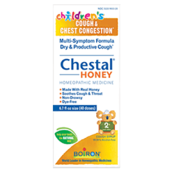 Boiron Chestal Children Cough Honey 6.7 oz B33289