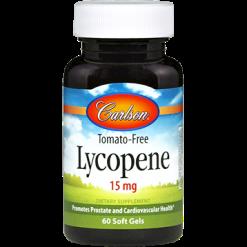 Carlson Labs Lycopene 15 mg 60 gels LYC29