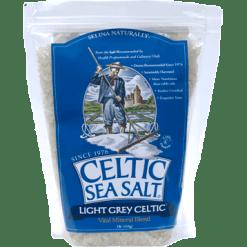 Celtic Sea Salt Course Ground Light Grey 1 lb SALT7