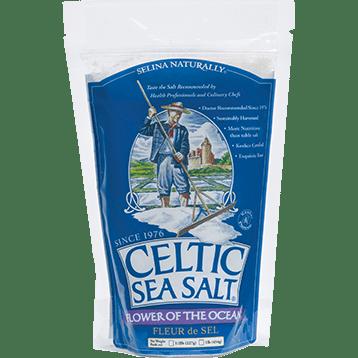 Celtic Sea Salt Flower of Ocean 1 2 lb SALT2