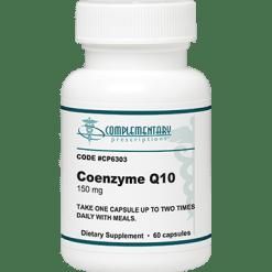Complementary Prescriptions Coenzyme Q10 150 mg 60 vegcaps P6303
