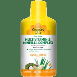 Country Life Liquid Multi Mineral Complex 32 oz C80015