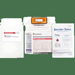 DAdamo Personalized Nutrition Secretor Test 1 kit N10337