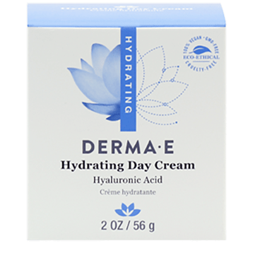 DERMA E Natural Bodycare Hydrating Day Crème 2 fl oz D04656