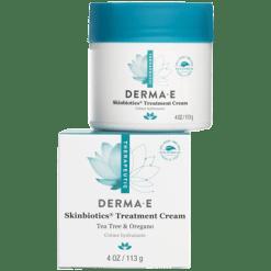 DERMA E Natural Bodycare Skinbiotics Treatment Crème 4 oz D88038