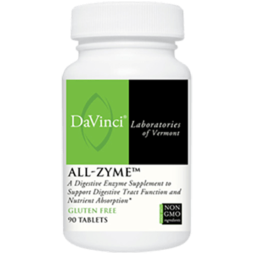 DaVinci Labs All Zyme™ 90 tabs ALL39