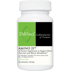 DaVinci Labs Amino 21™ 750 mg 90 caps AMI31