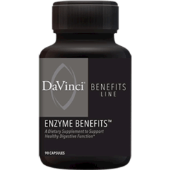 DaVinci Labs Enzyme Benefits 90 caps DV7629