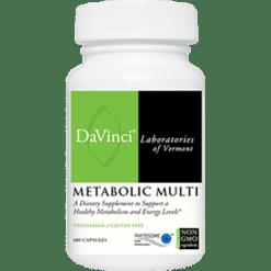DaVinci Labs Metabolic Multi 180 capsules D03997