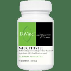 DaVinci Labs Milk Thistle 300 mg 90 caps MIL46